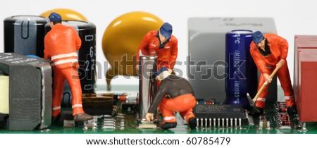 component - stock photo