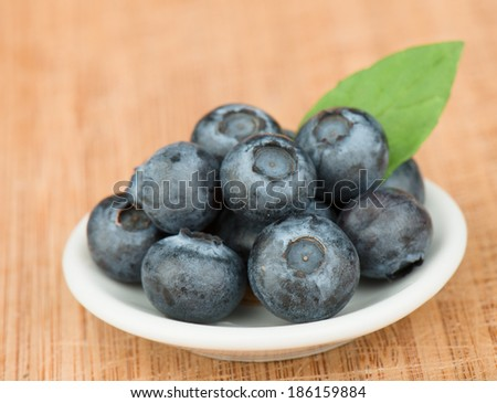 Composition from fresh fruit on an art background