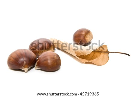 composition with chestnuts