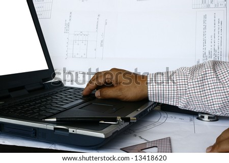 Computer Aided Design - stock photo
