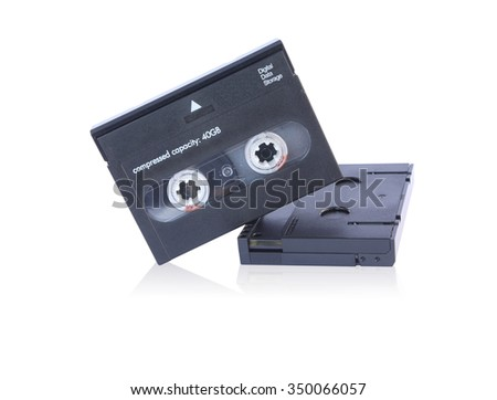 Computer backup tapes for data recovery