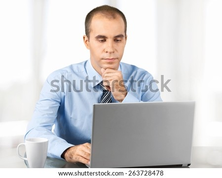 Computer, Business, Laptop.
