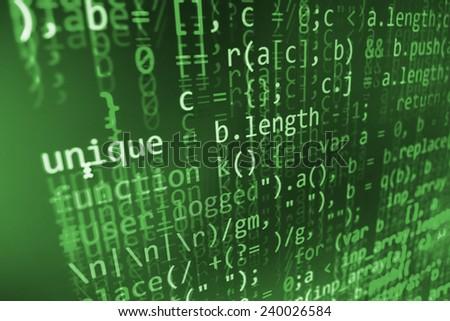 computer programming tools