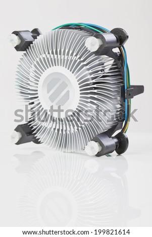 Computer Ventilator - stock photo