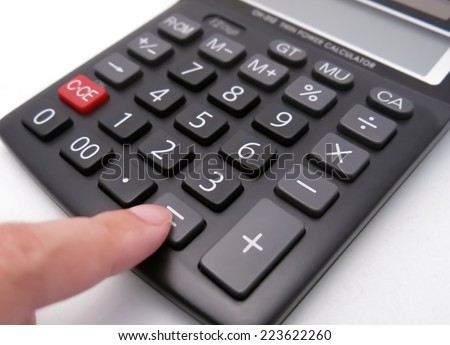computing using calculator