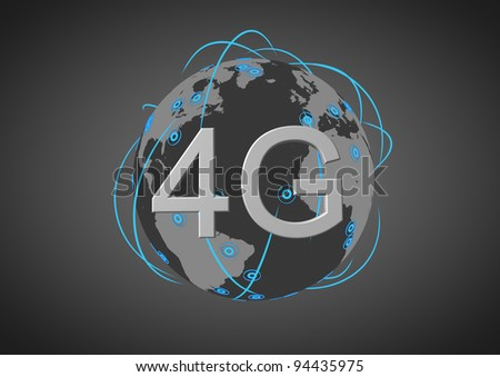concept for a global 4g network