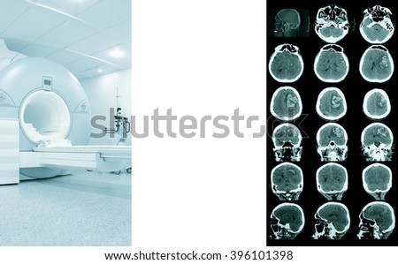 Concept of a medical patient examination. - stock photo