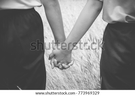 Freedom Holding Hands