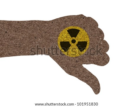concept of Toxic - stock photo