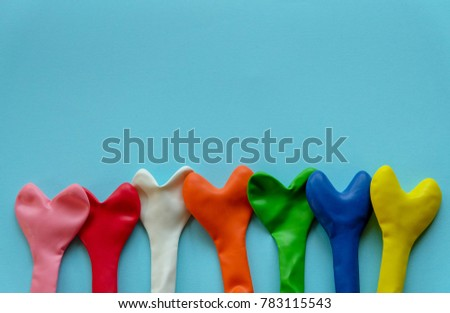 Concept Valentine Day Party Theme There Stock Photo Royalty Free
