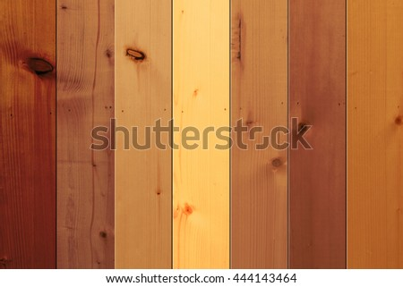 Concept or conceptual abstract multicolored or colorful old vintage grungy wood wall floor texture background as metaphor to retro,pattern,color,fun,paint,creative,art,dirty,decor,rough plank design - stock photo
