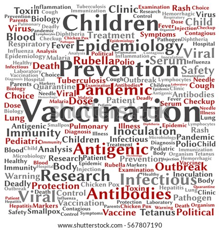 vaccination biology A biological attack by terrorists or a national power may seem more like a plot element in an action film than a realistic threat and indeed, the possibility of such an attack may be very remote.