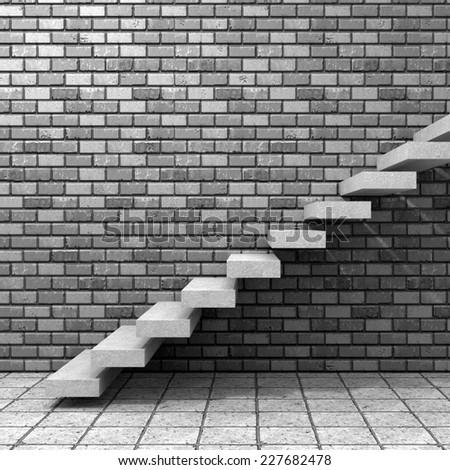 architecture success climb business staircase rise achievement