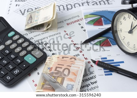 concept to look for the best stock market investment Through Calculations and Histograms
