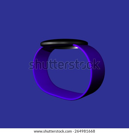 Concept Watch - stock photo