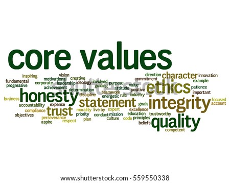 Ethics and core values essay