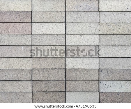 Concrete Block Wall Stock Images Royalty Free Images Vectors