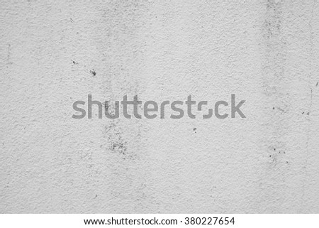 Concrete cement wall texture background. - stock photo
