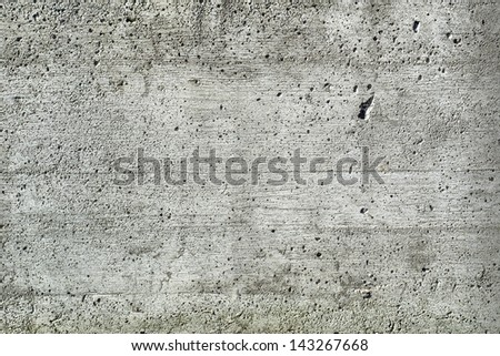 Concrete material texture useful as a background