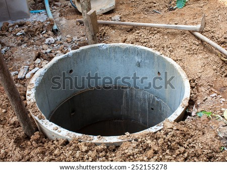 concrete septic tank risers for sale