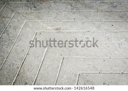 Concrete texture floor background - stock photo