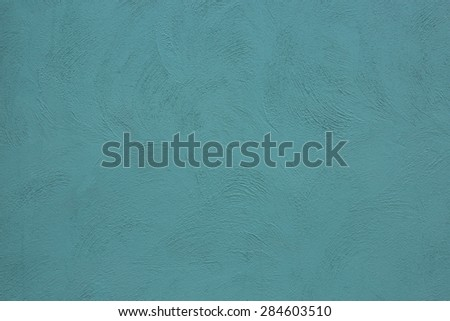 concrete texture with green mint color use for background - stock photo