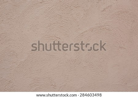 concrete texture with light brown color use for background - stock photo