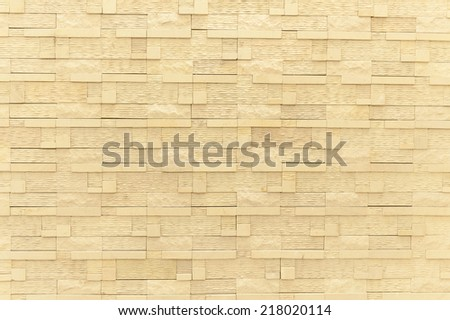 Concrete Tile Wall - stock photo