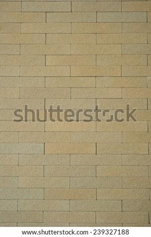 Concrete Tile Wall  - stock photo