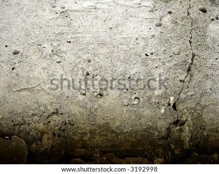 concrete wall 4 - stock photo
