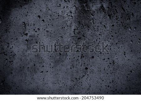 concrete wall background texture of a building - stock photo