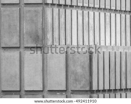 concrete wall building