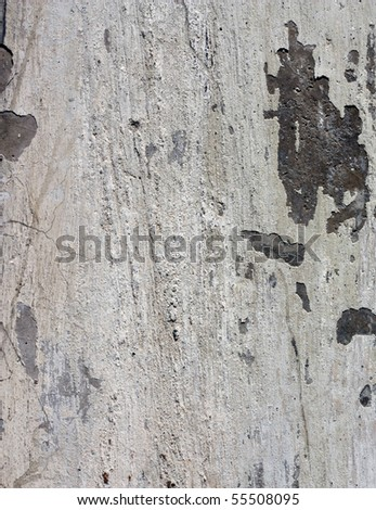 Concrete wall of the panel cement, on all background - stock photo