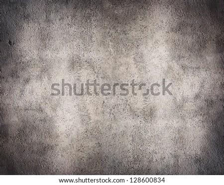 Concrete wall texture. Background. - stock photo