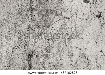 Concrete wall texture for background with cracks and patterns
