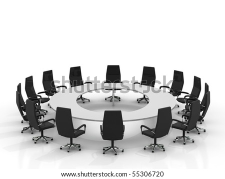 Conference table and chairs in meeting roomConference Table Chairs Meeting Room Stock Illustration 55306720  . Meeting Room Table And Chairs. Home Design Ideas