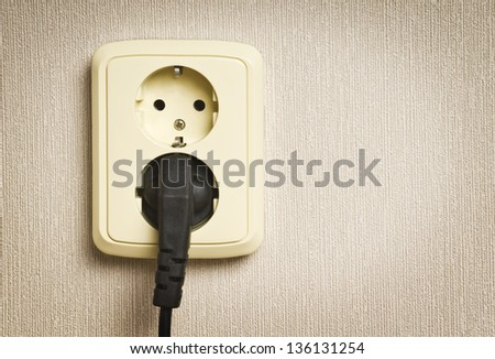 connected - stock photo