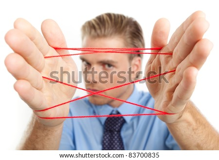 connection - stock photo