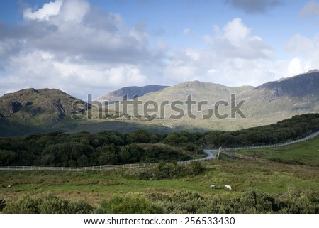 Connemara National Park, Galway, Ireland