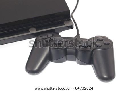Console accessories - stock photo
