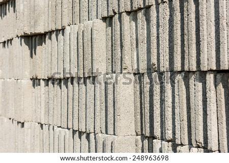 Construction Blocks - stock photo