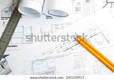 business plan drafters pencils