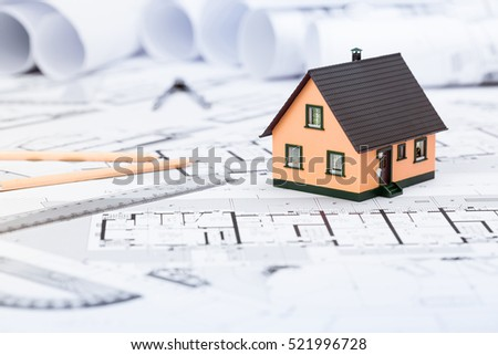 Architecture Blueprint Stock Images Royalty Free Images Vectors Shutterstock