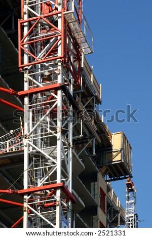 Constructuin - stock photo