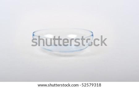 contact lens - stock photo