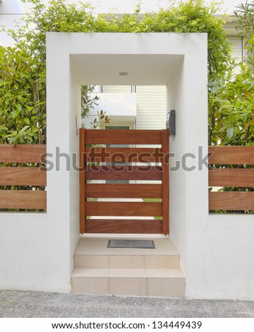 House Entrance contemporary house entrance stock photo 134449439 - shutterstock