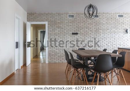 brick loft apartments loft banque dimages dimages et dimages vectorielles libres de