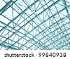 contemporary roofing technology - stock photo