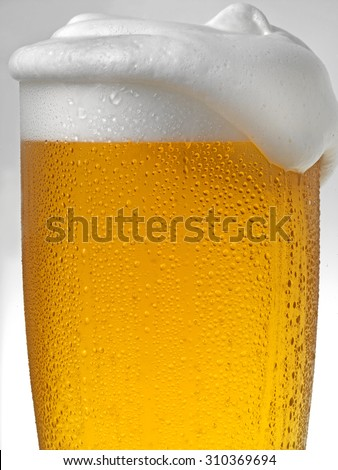 CONTINENTAL BEER - stock photo