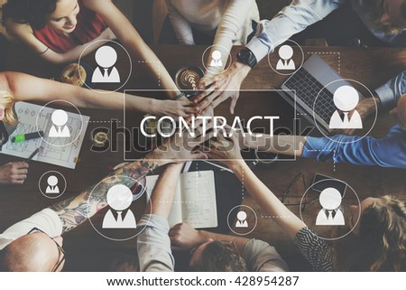 Contract Contractor Stock Images RoyaltyFree Images  Vectors